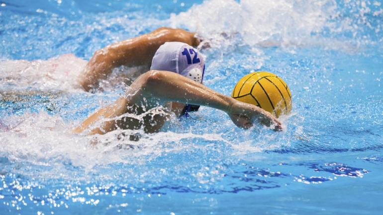 Waterpolo toernooi te Bilzen