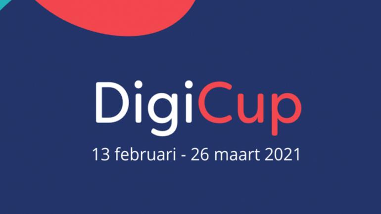 Digicup 1 uitslag DMB